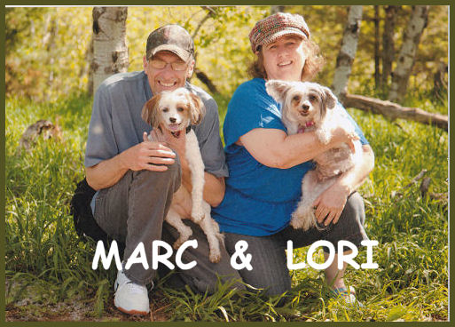 tante lori about us marc and lori